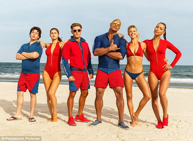 "Movie Review: ""Baywatch"""