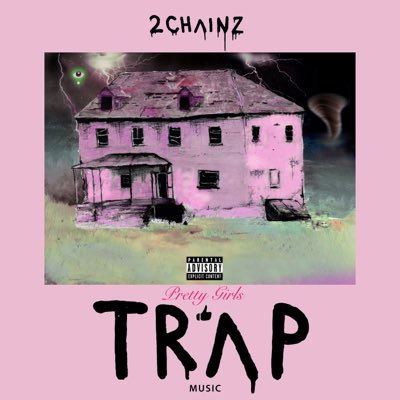 "2 Chainz Releases Cover Art + Tracklist for ""Pretty Girls Like Trap Music"""