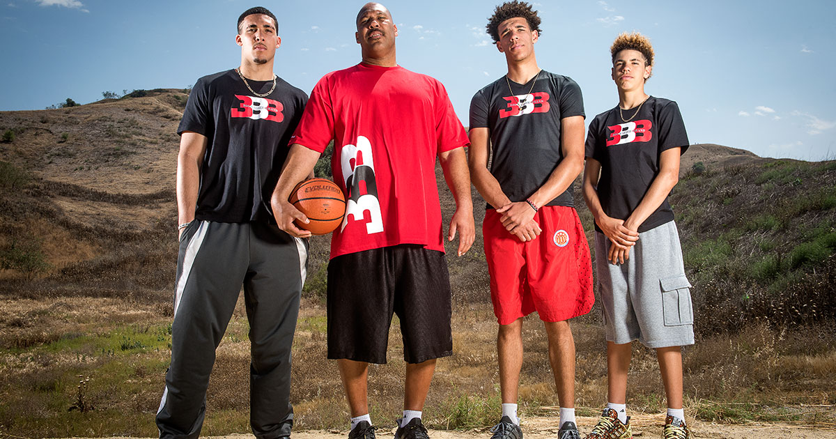 Did You Catch Lavar Ball and Co. on WWERaw?!