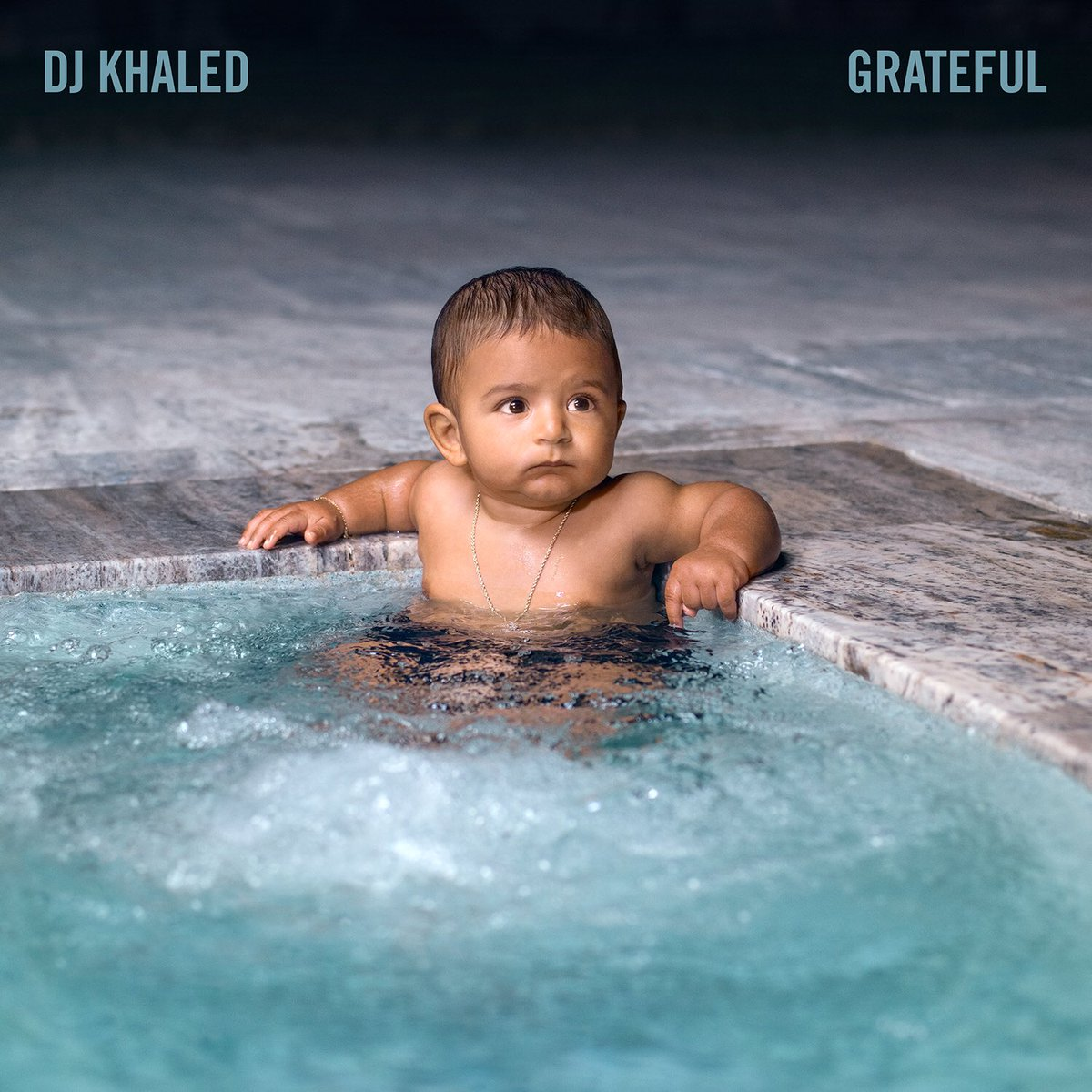 "Dj Khaled Reveals 'Grateful' Artwork; Drops New Drake-Assisted Track ""To The Max"""