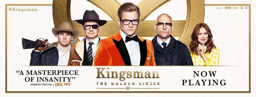 Kingsman: The Golden Circle–REVIEW