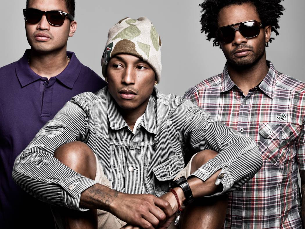"""N.E.R.D. Reveals Tracklist For New Album """"No_One Ever Really Dies"""" After Appearance AtComplexCon"""