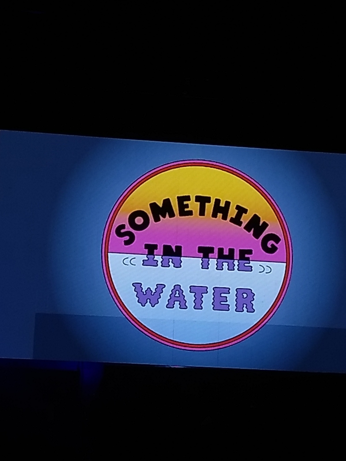 """Something In The Water"" Recap"